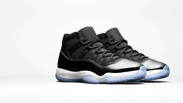How successful? We won't really get to know at least for now since Edwards  didn't give out the stats. But what we do know is the Space Jams bested a  shoe of ...