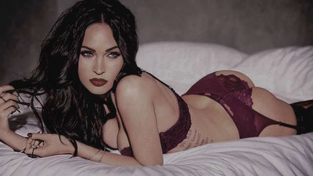 Comebacking Megan Fox Launches Eye-Popping Lingerie Campaign