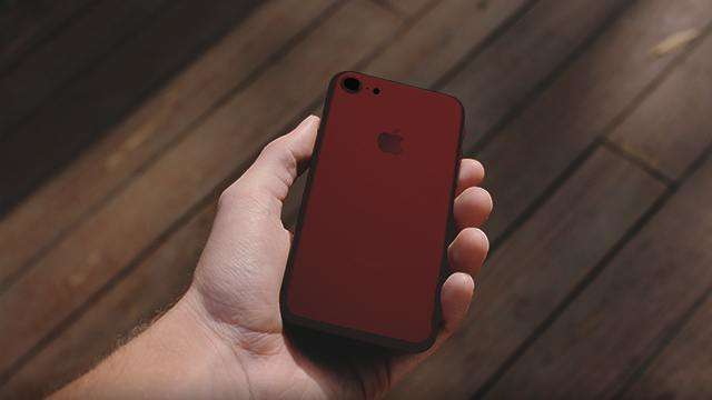 Will You Buy Apple's First Red iPhone?