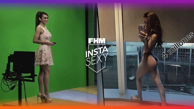 Mexico's Hottest Weather Girl Feels Cheeky About Amassing 4M Followers