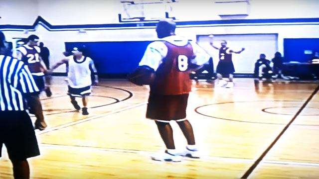 This Is The Man Who Claims He 'Would Kill Jordan 1-On-1'