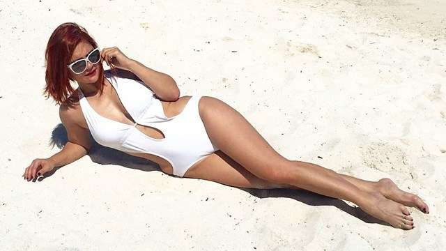 Vina Morales' Age-Defying Bikini Body Is Worth A Double Take