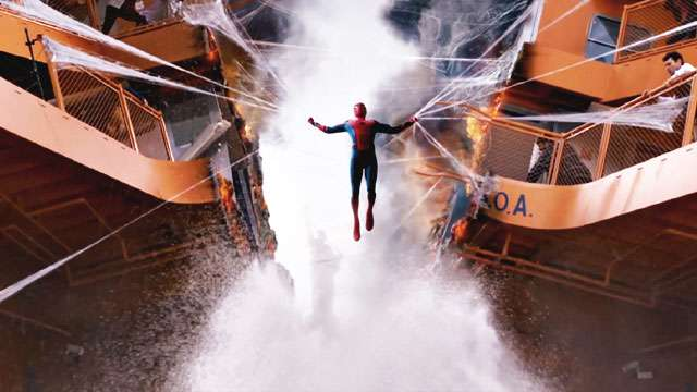 WATCH: Spider-Man Angers Iron Man In Second Movie Trailer