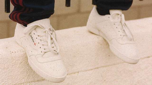 The Yeezy Calabasas Powerphase Is Going To Be Your New Favorite Pair Of White Kicks