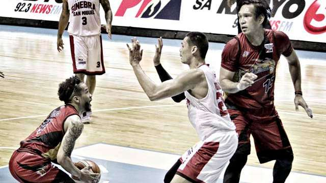 Are Chris Ross And June Mar Fajardo The Most Dominant Duo In The PBA Now?