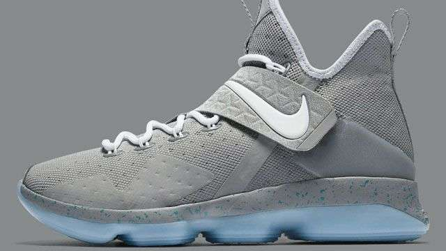 What Do You Think About These Marty McFly LeBrons?