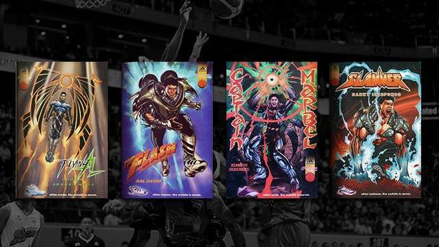 Do You Own Any Of These Sick Superhero PBA Trading Cards?