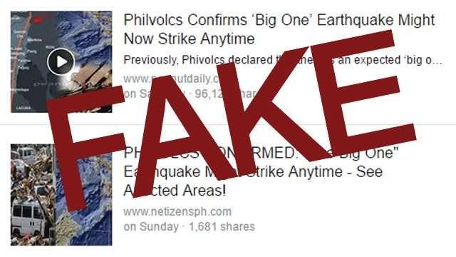 Batangas Earthquake 2017: What's Real, What's Fake?