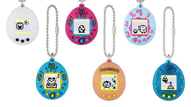 Whoa! The Tamagotchi Is Back!