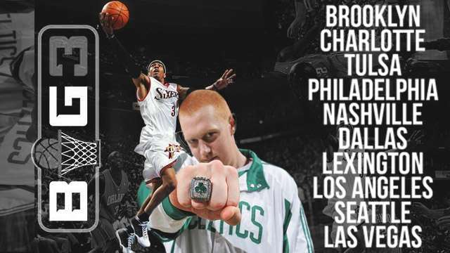 Allen Iverson, Brian Scalabrine Confirmed At BIG3 Ex-Pro League