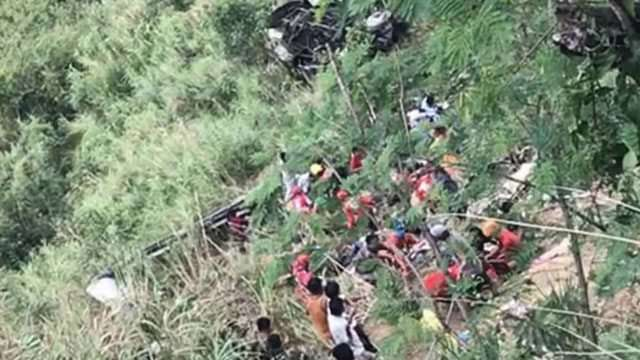Over 30 People Killed In Tragic Nueva Ecija Bus Accident