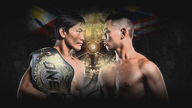 Tale Of The Tape: Eduard Folayang Vs. Ev Ting