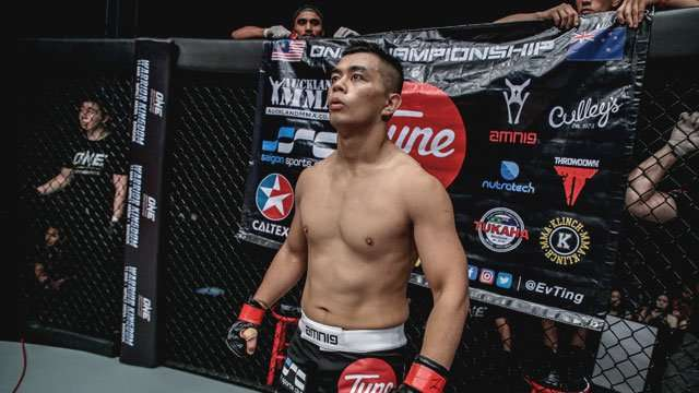 Ev Ting Just Might Win The Big Upset Against Folayang At 'ONE: Kings Of Destiny'