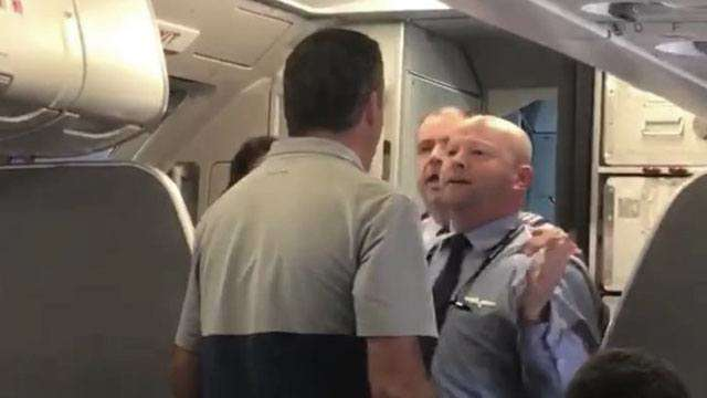 What Did Netizens Say About The American Airlines Altercation?