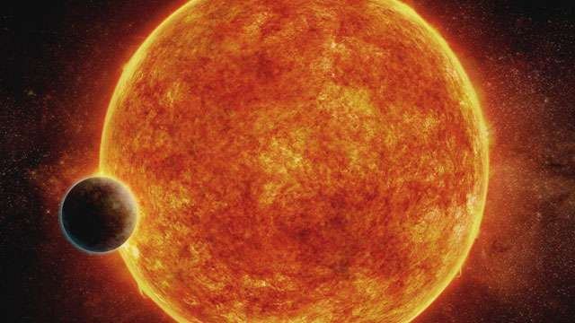 Scientists Find Potentially Habitable Super Earth