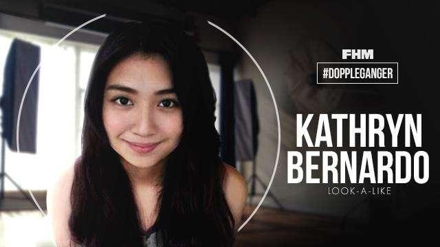 LOOK: A Kathryn Bernardo Doppelganger