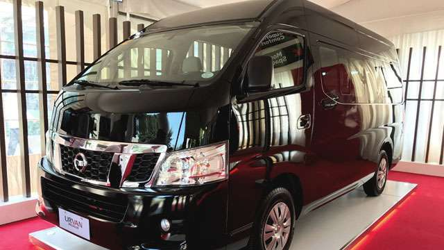 The New Nissan Urvan Premium Proves That Space Is Luxurious