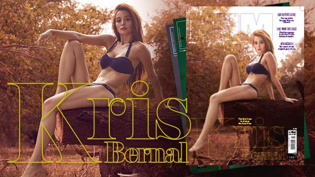 Kris Bernal Is FHM's May 2017 Cover Girl