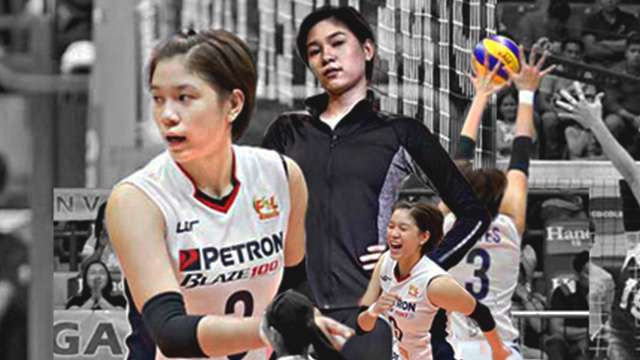 The Art Of Imposing One's Will, According To Volleyball Star Mika Reyes