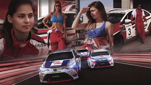 It's All Systems Go For The Toyota Vios Cup 2017