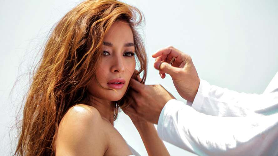 Go Behind The Scenes At Kris Bernal's FHM Cover Shoot