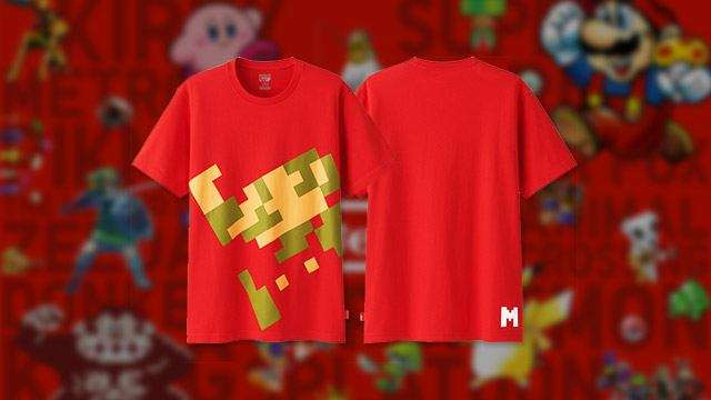 Make Room In Your Closet For The Uniqlo x Nintendo Collab