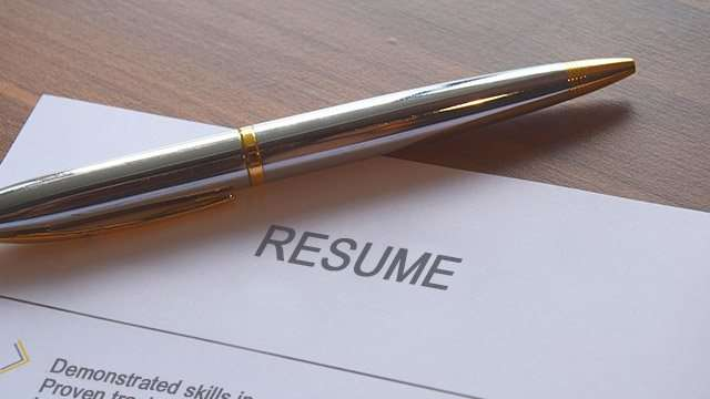 Score That Dream Job By Adding These Words To Your Resume