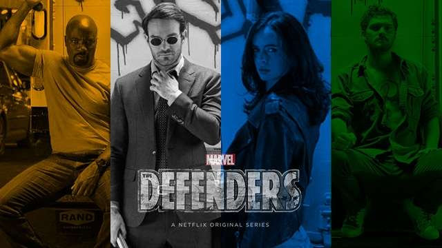 Time To Get Acquainted With Marvel's 'The Defenders'