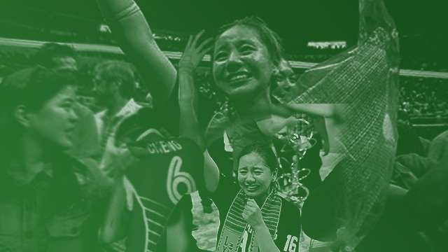 UAAP Season 79 Finals MVP Desiree Cheng's Road To Redemption