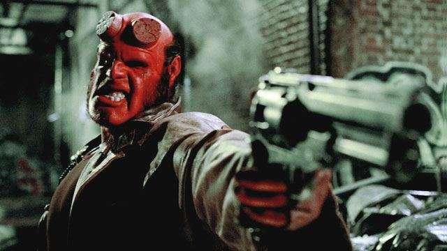 Hellboy Is Getting An R-Rated Movie Reboot