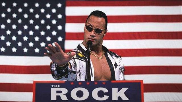 5 Implications Of A Dwayne 'The Rock' Johnson Presidency