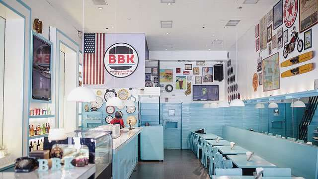 Check Out This Diner's Mouthwatering Burgers