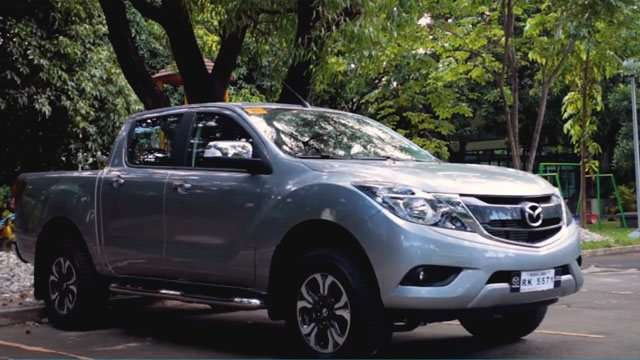 We're Gushing Over The Mazda BT-50 Facelift