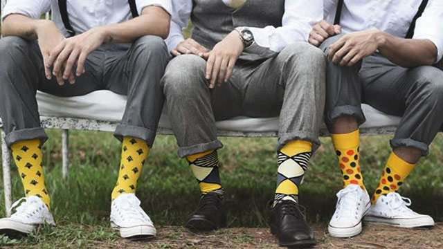 6 Funky Socks That You'll Want To Buy RN