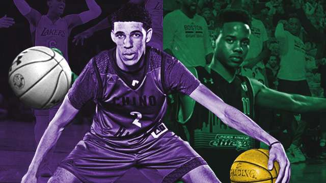 Did The NBA Draft Lottery Set The Table For The Return Of The Celtics-Lakers Rivalry?