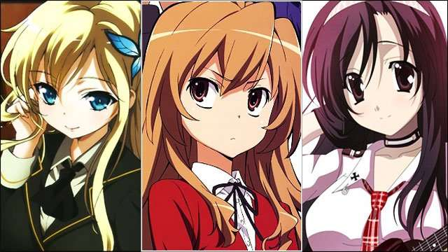 7 Anime Schoolgirls Who'll Make You Feel Young Again