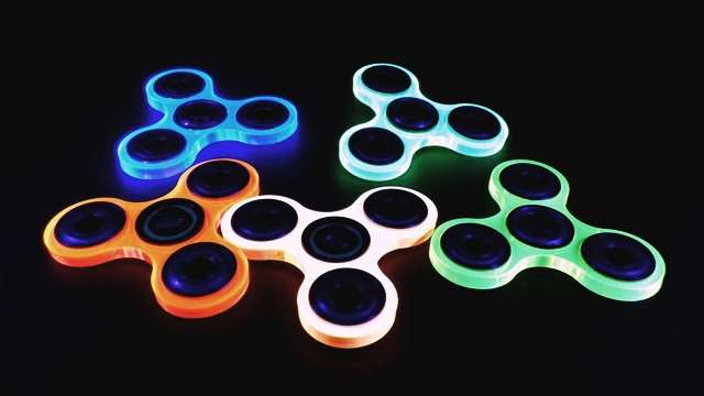 Why Is Everyone So Addicted To Fidget Spinners?