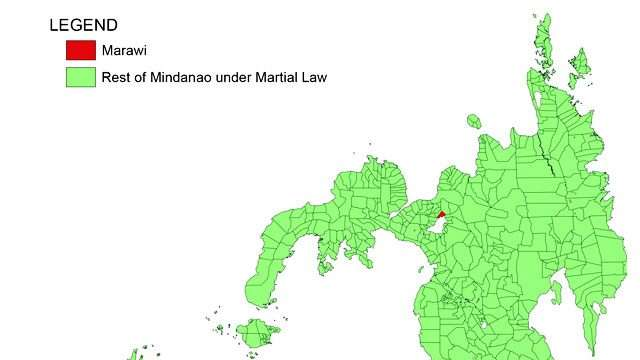 Social Media Is Divided On The Imposition Of Martial Law In Mindanao