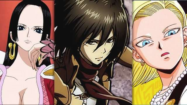 8 Anime Heroines Who Can Kick Some Serious Butt