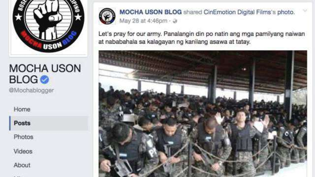 Symbolism Or Sham? A Timeline Of Fake News In The PH