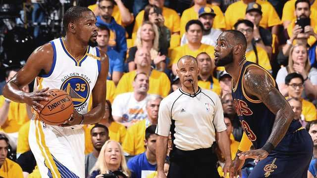 This Is How The Dubs Murdered The Cavs In Game 2