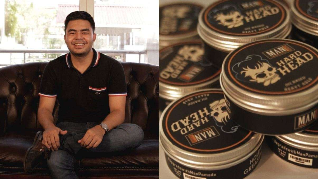 This 22-Year-Old Is The CEO Of His Very Own Pomade Company