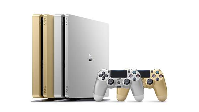 It's Confirmed—The Gold And Silver PlayStation 4 Consoles Are Here!