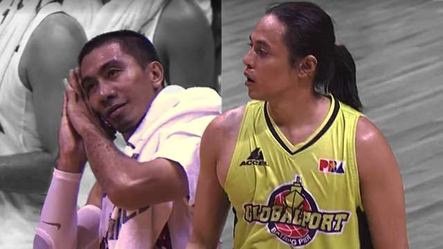 Tenorio Vs. Romeo And 5 Other Intense PBA Player Scuffles