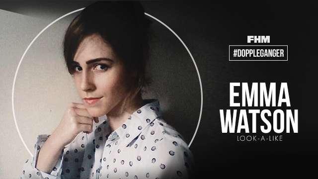 Meet Emma Watson's New Doppelganger