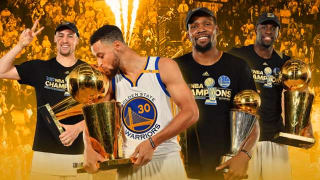 How The Golden State Warriors Didn't Let This One Slip Away