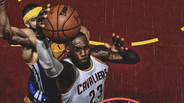 This LeBron Dunk Proves He Is Still The Best Player In The World
