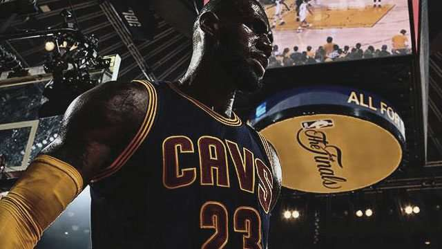 LeBron James Cements His Status As An All-Time Great