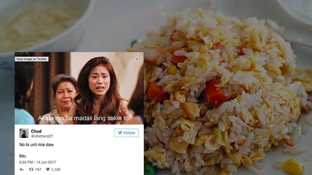 The Most Hilarious Memes And Reactions To The Unli-Rice Ban