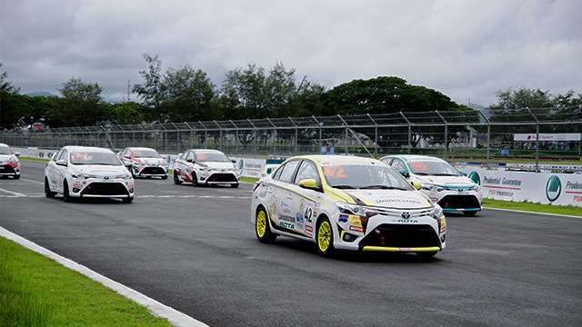 The 2017 Toyota Vios Cup Went Full Throttle In Race 2